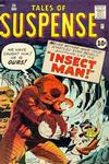 Cover for Tales of Suspense (Marvel, 1959 series) #24
