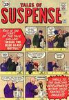 Cover for Tales of Suspense (Marvel, 1959 series) #34
