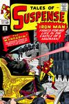 Cover for Tales of Suspense (Marvel, 1959 series) #50