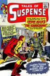 Cover for Tales of Suspense (Marvel, 1959 series) #51