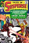 Cover for Tales of Suspense (Marvel, 1959 series) #52
