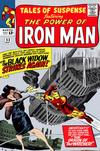 Cover for Tales of Suspense (Marvel, 1959 series) #53