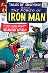 Cover for Tales of Suspense (Marvel, 1959 series) #54 [Regular Edition]