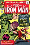 Cover for Tales of Suspense (Marvel, 1959 series) #55