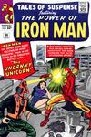 Cover for Tales of Suspense (Marvel, 1959 series) #56