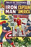 Cover for Tales of Suspense (Marvel, 1959 series) #60