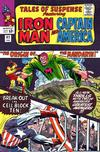 Cover for Tales of Suspense (Marvel, 1959 series) #62