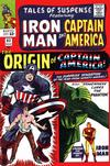 Cover for Tales of Suspense (Marvel, 1959 series) #63