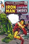Cover for Tales of Suspense (Marvel, 1959 series) #71