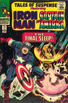Cover for Tales of Suspense (Marvel, 1959 series) #74