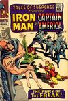 Cover for Tales of Suspense (Marvel, 1959 series) #75 [Regular Edition]