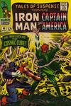 Cover for Tales of Suspense (Marvel, 1959 series) #80