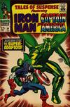 Cover for Tales of Suspense (Marvel, 1959 series) #84