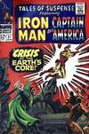 Cover for Tales of Suspense (Marvel, 1959 series) #87 [Regular Edition]