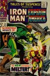 Cover Thumbnail for Tales of Suspense (1959 series) #89 [Regular Edition]