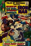Cover for Tales of Suspense (Marvel, 1959 series) #92