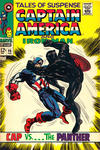 Cover for Tales of Suspense (Marvel, 1959 series) #98