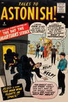 Cover for Tales to Astonish (Marvel, 1959 series) #4