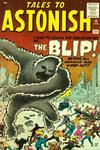 Cover for Tales to Astonish (Marvel, 1959 series) #15