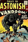 Cover for Tales to Astonish (Marvel, 1959 series) #17