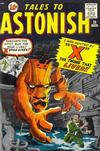 Cover for Tales to Astonish (Marvel, 1959 series) #20