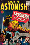 Cover for Tales to Astonish (Marvel, 1959 series) #23