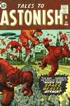 Cover for Tales to Astonish (Marvel, 1959 series) #29