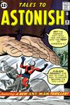 Cover for Tales to Astonish (Marvel, 1959 series) #36 [12¢]