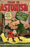 Cover for Tales to Astonish (Marvel, 1959 series) #38