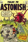Cover for Tales to Astonish (Marvel, 1959 series) #39 [Regular Edition]