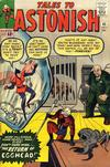 Cover for Tales to Astonish (Marvel, 1959 series) #45