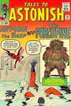 Cover for Tales to Astonish (Marvel, 1959 series) #48