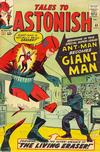 Cover for Tales to Astonish (Marvel, 1959 series) #49