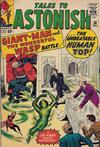 Cover for Tales to Astonish (Marvel, 1959 series) #50