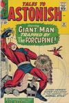 Cover for Tales to Astonish (Marvel, 1959 series) #53