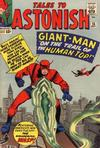 Cover for Tales to Astonish (Marvel, 1959 series) #55