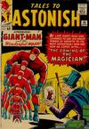 Cover Thumbnail for Tales to Astonish (1959 series) #56 [Regular Edition]