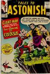 Cover for Tales to Astonish (Marvel, 1959 series) #58