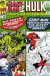 Cover for Tales to Astonish (Marvel, 1959 series) #62