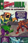Cover for Tales to Astonish (Marvel, 1959 series) #73