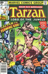 Cover for Tarzan (Marvel, 1977 series) #3 [30¢]