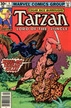 Cover for Tarzan (Marvel, 1977 series) #4 [30¢]
