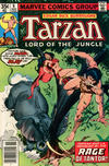 Cover for Tarzan (Marvel, 1977 series) #6