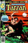 Cover for Tarzan (Marvel, 1977 series) #7