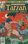 Cover for Tarzan (Marvel, 1977 series) #15
