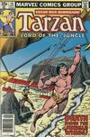 Cover for Tarzan (Marvel, 1977 series) #16