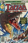 Cover for Tarzan (Marvel, 1977 series) #18 [Newsstand]