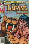 Cover for Tarzan (Marvel, 1977 series) #20