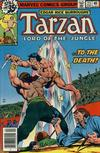 Cover for Tarzan (Marvel, 1977 series) #23