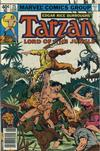 Cover Thumbnail for Tarzan (1977 series) #25 [Newsstand]